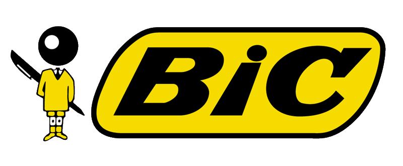 Logotipo marca Bic